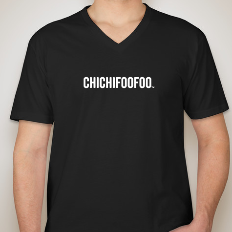Chef Thierry Delourneaux - Chichifoofoo - Products - T-Shirt