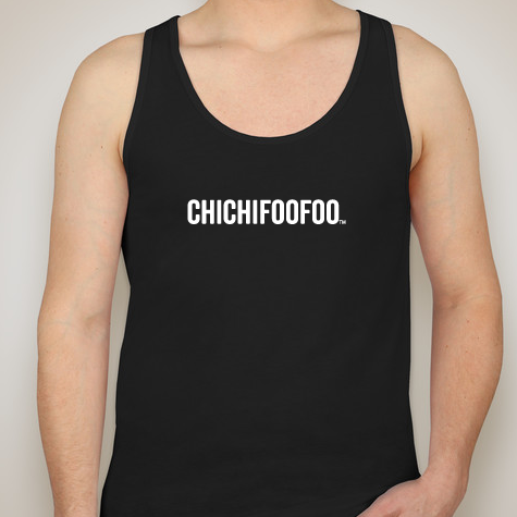 Chef Thierry Delourneaux - Chichifoofoo - Products - Tank Top