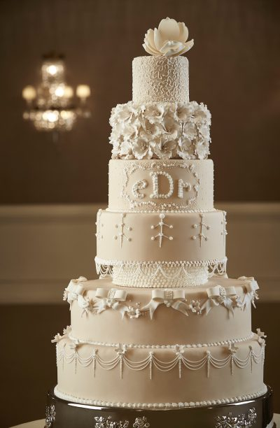 Chef Thierry Delourneaux - Chichifoofoo - Consulting - Wedding Cakes