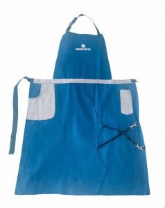 Chef Thierry Delourneaux Chichifoofoo Products Denim Apron