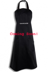 Chef Thierry Delourneaux - Chichifoofoo - Products - Apron