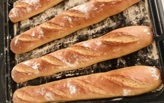 Chef Thierry Delourneaux Chichifoofoo French Baguettes