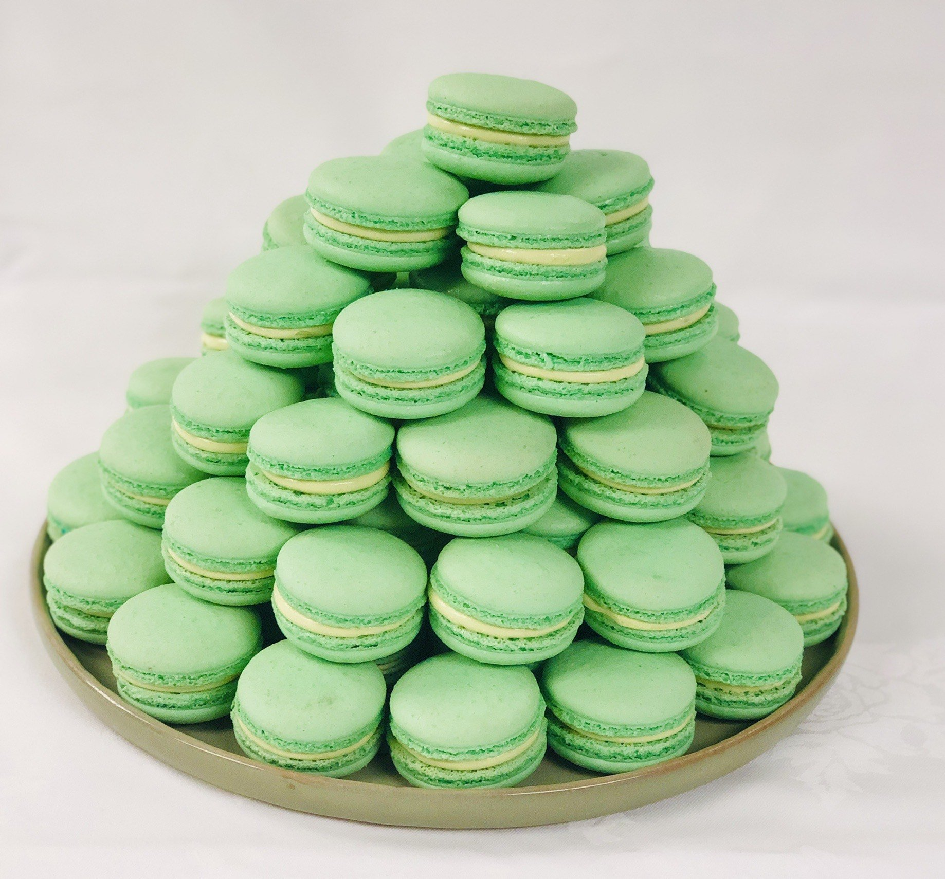 Chef Thierry Delourneaux Chichifoofoo Macaroons
