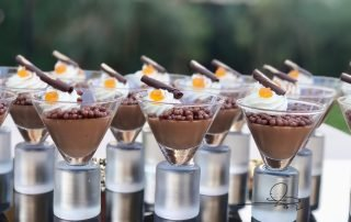 Chef Thierry Delourneaux Chichifoofoo Dark Chocolate Mousse