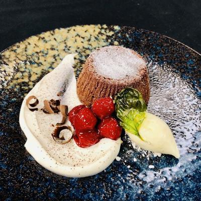 Chef Thierry Delourneaux - Chichifoofoo - Baking Masterclass - Molten Cake