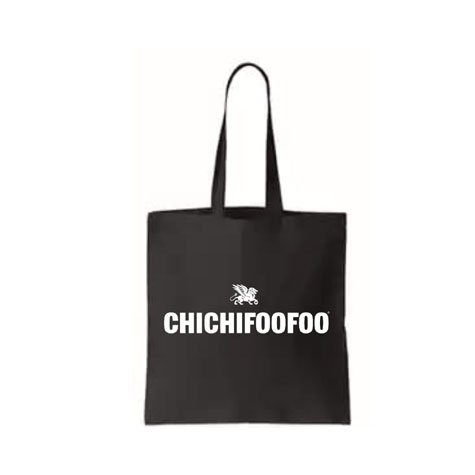 Chef Thierry Delourneaux Chichifoofoo Products Black Bag