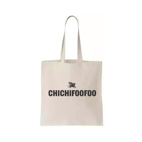 Chef Thierry Delourneaux Chichifoofoo Products White Bag